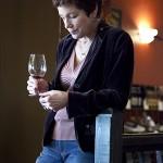 Kathy Charlton, Owner Olympic Cellars Winery, Photo Christine Cox