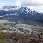 Mt St Helen's, Christine Cox, Seattle freelance photographer