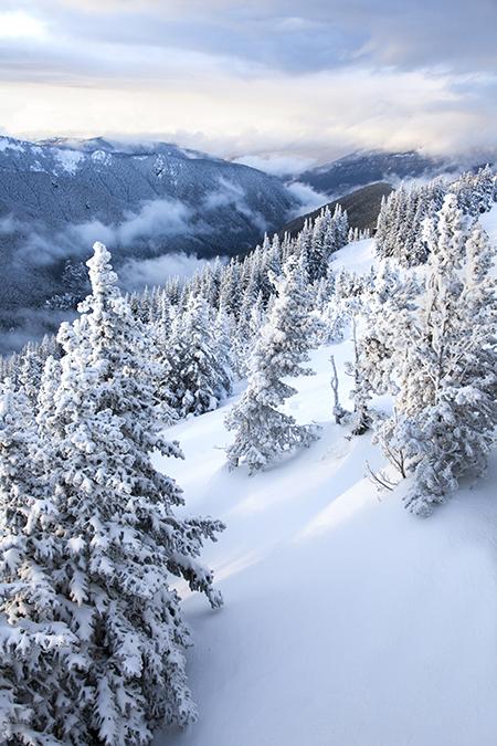 Christine Cox; Crystla Mountain; Skiing; Seattle Photographer; Christmas Day 2014